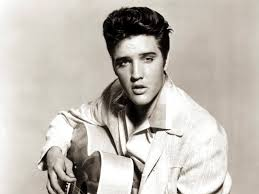 I tried to find a photo of a thermometer registering -40 degree Celsius but apparently photographers have more sense than to work in those conditions. So I put up a picture of Elvis instead.