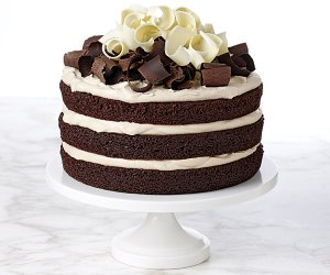 Yes I'll take some cake.  On a plate. The plate the cake is resting on is perfect. (Photo Credit: finecooking.com)