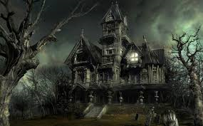 My house at night. (Photo Credit: freeinternetpictures.com)