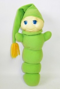 Glow worm, what mobsters give their children to prepare them for swinging brass knuckles about. (Photo Credit: creamsoda.hubpages.com)